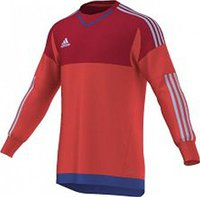 Adidas Top 15 Torwarttrikot bright red/scarlet/clear sky/bold blue