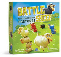 Blue Orange Battle Sheep