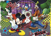 Clementoni Mickey Mouse Club House: The Rock und Roll Band