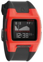 Nixon The Lodown II red / black
