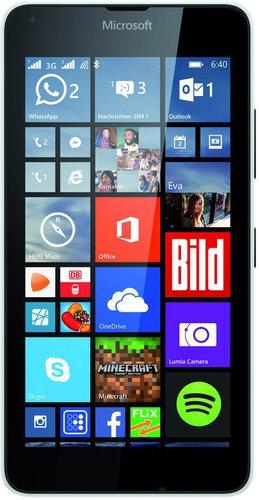 Microsoft Lumia 640 Dual SIM weiß ohne Vertrag