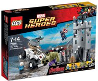LEGO Super Heroes - Einbruch in die Hydra-Festung (76041)