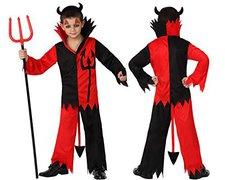 Atosa Kinderkostüm Teufel