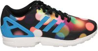 Adidas ZX Flux black/bright blue/white