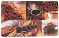 Kela Tisch-Set Kaffeebohnen