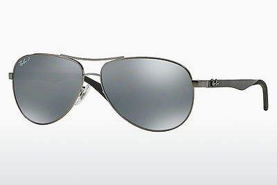 Ray Ban RB8313 004/K6 (silver grey/silver mirror polarized)