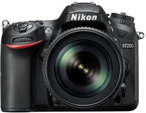 Nikon D7200 Kit 18-300 mm Nikon