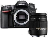 Nikon D7200 Kit 18-250mm Sigma