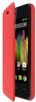 Wiko Folio Case Coral (Wiko Kite 4G)