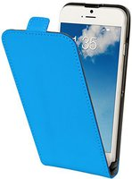 Muvit Slim Case blau (iPhone 6)