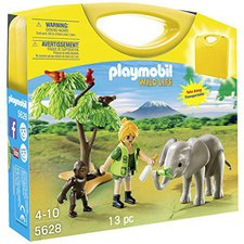 Playmobil Wild Life - Carry Case (5628)