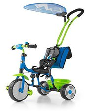 Milly Mally BOBY Deluxe blue/green