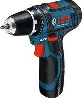 Bosch GSR 10,8-2-LI Professional (mit 1 Akku)