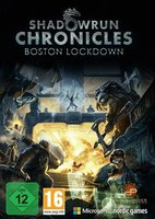 Shadowrun Chronicles: Boston Lockdown (PC/Mac)