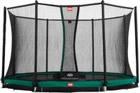Berg Toys Trampolin InGround Champion 270 cm mit Sicherkeitsnetz Comfort