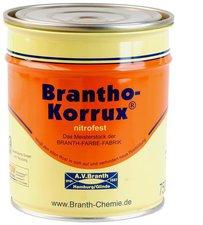 Branth's Brantho-Korrux nitrofest 5 l lindgrün RAL 6011