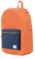 Herschel Settlement Backpack carrot/navy