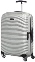 Samsonite Lite-Shock Spinner 55 cm silver