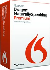 Nuance Dragon Naturally Speaking 13 Premium (DE) (Win) (ESD)