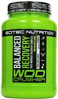 Scitec Nutrition Balanced Recovery Wod Crusher 2100g Pina Colada