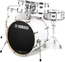 Yamaha Stage Custom Birch Pure White (SBP2F5-PW)
