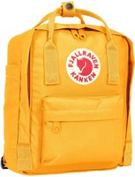 Fjällräven Kånken Kids warm yellow