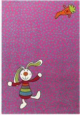 sigikid Rainbow Rabbit pink (133 x 200 cm)