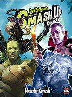 Alderac Entertainment Group Smash Up - Monster Smash (englisch)