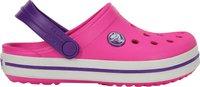 Crocs Kids Crocband neon magenta/neon purple