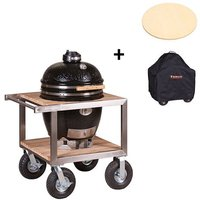 Monolith Grill Classic mit Buggy