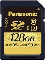 Panasonic SDXC SDUD 128GB Class 10 UHS-I (RP-SDUD128AK)