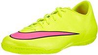Nike Mercurial Victory V IC volt/black/hyper pink