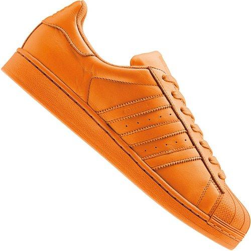 Adidas Superstar Supercolor bright orange
