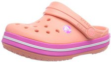 Crocs Kids Crocband melon/neon magenta