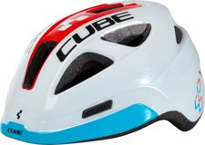 Cube Helm Pro Junior green triangle