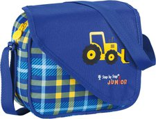 Step by Step Junior Alpbag Boys Excavator