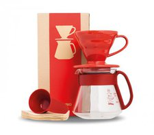 Hario Kaffeezubereitungsset 3VDS-3012W (V60)
