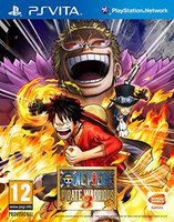 One Piece: Pirate Warriors 3 (PS Vita)