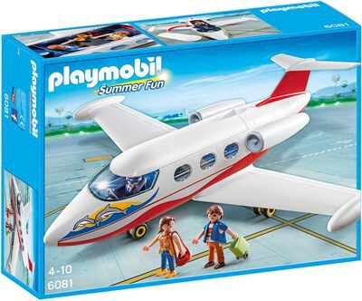 Playmobil Summer Fun - Ferienflieger (6081)