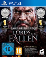 Lords of the Fallen: Game of the Year Edition (PS4)