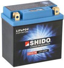 Shido YT12B-BS LION 12V 58Wh