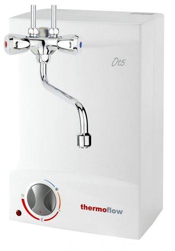 Quantex Thermoflow OT 5 mit Armatur QMIX 10