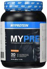 MyProtein MYPRE 500g Orange