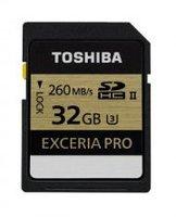 Toshiba Exceria Pro SD 32GB Class 10 UHS II U3 (THN-N101K0320E6)