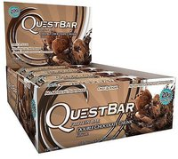 Quest Nutrition Quest Bar 12 x 60g Double Chocolate Chunk