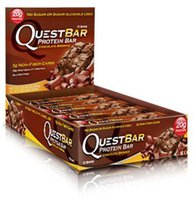 Quest Nutrition Quest Bar 12 x 60g Chocolate Brownie