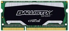 Crucial Ballistix Sport 8GB SO-DIMM DDR3 PC3-14900 CL10 (BLS4G3N18AES4CEU)