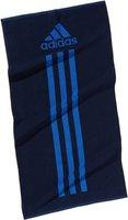 Adidas Handtuch Active Towel dunkelblau/blau Größe S (50x100 cm)