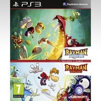 Rayman Legends + Rayman Origins (PS3)