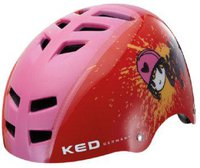 KED Control rot girls ride